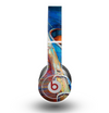 The Colorful Pastel Docked Boats Skin for the Beats by Dre Original Solo-Solo HD Headphones