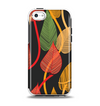 The Colorful Pencil Vines Apple iPhone 5c Otterbox Symmetry Case Skin Set