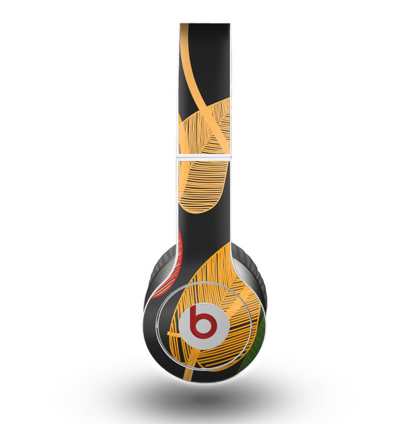 The Colorful Pencil Vines Skin for the Beats by Dre Original Solo-Solo HD Headphones