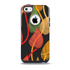 The Colorful Pencil Vines Skin for the iPhone 5c OtterBox Commuter Case
