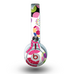 The Colorful Polkadot Hearts Skin for the Beats by Dre Mixr Headphones