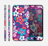 The Colorful Purple Flower Sprouts Skin for the Apple iPhone 6