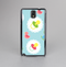 The Colorful Rubber Ducky and Blue Skin-Sert Case for the Samsung Galaxy Note 3
