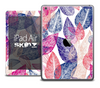 The Colorful Seamless Leaves V2 Skin for the iPad Air