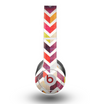 The Colorful Segmented Scratched ZigZag Skin for the Beats by Dre Original Solo-Solo HD Headphones