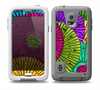 The Colorful Segmented Wheels Skin for the Samsung Galaxy S5 frē LifeProof Case