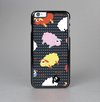 The Colorful Sheep Polka Dot Pattern Skin-Sert Case for the Apple iPhone 6 Plus