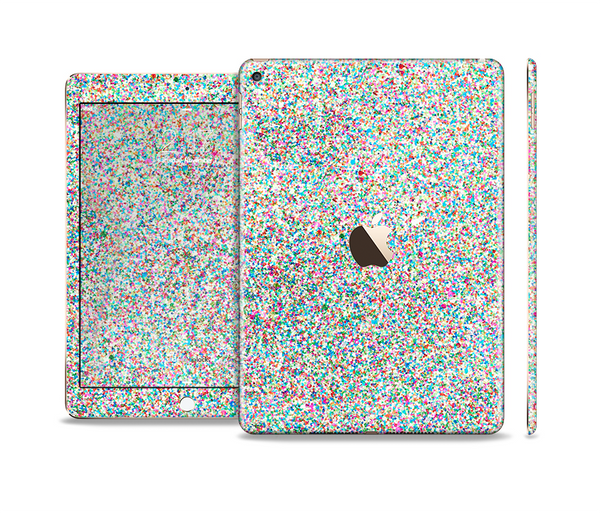 The Colorful Small Sprinkles Skin Set for the Apple iPad Pro