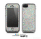 The Colorful Small Sprinkles Skin for the Apple iPhone 5c LifeProof Case