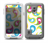 The Colorful Swirl Pattern Skin for the Samsung Galaxy S5 frē LifeProof Case