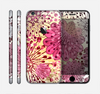 The Colorful Translucent Water-Flowers Skin for the Apple iPhone 6