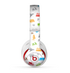 The Colorful Travel Collage Pattern Skin for the Beats by Dre Studio (2013+ Version) Headphones
