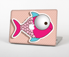 The Colorful Vector Big-Eyed Fish Skin for the Apple MacBook Pro 15""