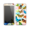The Colorful Vector Big-Eyed Fish Skin For the Samsung Galaxy S5