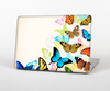 The Colorful Vector Butterflies Skin for the Apple MacBook Pro 13""