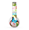 The Colorful Vector Butterflies Skin for the Beats by Dre Studio (2013+ Version) Headphones