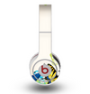 The Colorful Vector Butterflies Skin for the Original Beats by Dre Wireless Headphones