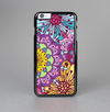 The Colorful Vector Flower Collage Skin-Sert Case for the Apple iPhone 6 Plus