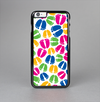 The Colorful Vector Footprints Skin-Sert Case for the Apple iPhone 6 Plus