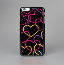 The Colorful Vector Hearts Skin-Sert for the Apple iPhone 6 Skin-Sert Case