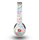 The Colorful Vector Leaves Skin for the Beats by Dre Original Solo-Solo HD Headphones