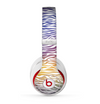 The Colorful Vector Zebra Animal Print Skin for the Beats by Dre Studio (2013+ Version) Headphones