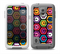 The Colorful Vibrant Hexagons Skin for the Samsung Galaxy S5 frē LifeProof Case
