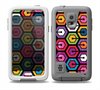 The Colorful Vibrant Hexagons Skin Samsung Galaxy S5 frē LifeProof Case