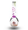 The Colorful Vintage Bike on White Pattern Skin for the Beats by Dre Original Solo-Solo HD Headphones