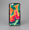 The Colorful WIld Abstract Color Pattern Skin-Sert for the Apple iPhone 6 Skin-Sert Case