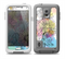 The Colorful WaterColor Floral Skin for the Samsung Galaxy S5 frē LifeProof Case