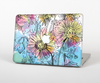The Colorful WaterColor Floral Skin for the Apple MacBook Pro 13""