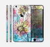 The Colorful WaterColor Floral Skin for the Apple iPhone 6 Plus
