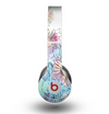 The Colorful WaterColor Floral Skin for the Beats by Dre Original Solo-Solo HD Headphones