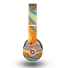 The Colorful Wet Paint Mixture Skin for the Beats by Dre Original Solo-Solo HD Headphones