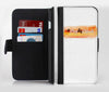 Pray For Orlando V5 Ink-Fuzed Leather Folding Wallet Credit-Card Case for the Apple iPhone 6/6s, 6/6s Plus, 5/5s and 5c