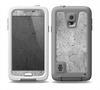 The Concrete Grunge Texture Skin for the Samsung Galaxy S5 frē LifeProof Case