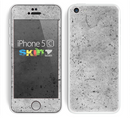 The Concrete Grunge Texture Skin for the Apple iPhone 5c