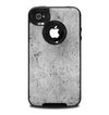 The Concrete Grunge Texture Skin for the iPhone 4-4s OtterBox Commuter Case