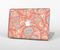 "The Coral Abstract Pattern V34 Skin Set for the Apple MacBook Pro 15"" with Retina Display"
