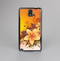 The Coral Colored Floral Pelical Skin-Sert Case for the Samsung Galaxy Note 3