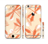 The Coral DragonFly Sectioned Skin Series for the Apple iPhone 6