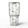 The_Coral_Flower_and_Hummingbird_All_Over_Pattern_-_Yeti_Rambler_Skin_Kit_-_30oz_-_V5.jpg