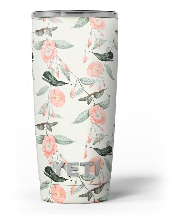 The_Coral_Flower_and_Hummingbird_on_Branches_-_Yeti_Rambler_Skin_Kit_-_20oz_-_V3.jpg