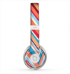 The Coral & Red Chevron Zig Zag Pattern V43 Skin for the Beats by Dre Solo 2 Headphones