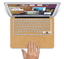 "The CorkBoard Skin Set for the Apple MacBook Pro 15"" with Retina Display"