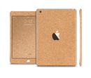 The CorkBoard Full Body Skin Set for the Apple iPad Mini 3