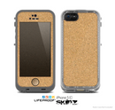 The CorkBoard Skin for the Apple iPhone 5c LifeProof Case