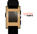 The CorkBoard Skin for the Pebble SmartWatch