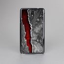 The Cracked Red Core Skin-Sert Case for the Samsung Galaxy Note 3
